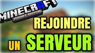 TUTO#6 - Comment rejoindre un serveur dans Minecraft PE !