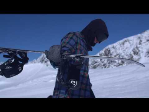 Nobile Snowboards: Freestyle Team 2017