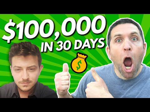 How Ben Hit $100,000 in 30 days from Amazon FBA Arbitrage