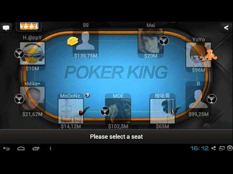 Wayger Geax poker king pokerking