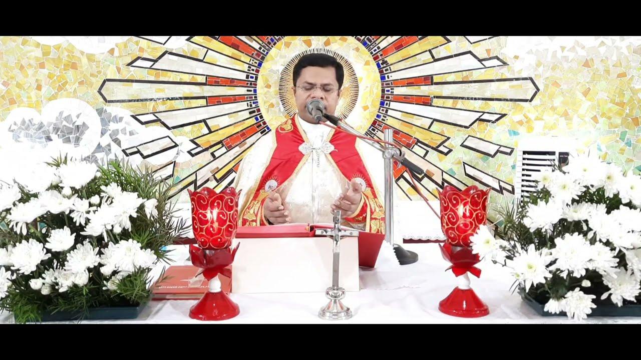 Download Sunday Holy Mass ISeptember 19 I 5.30 am I Malayalam I Syro MalabarI Fr. Bineesh St. Joseph's