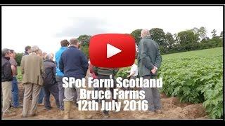 SPot Farm Scotland Open Day 12 July 2016