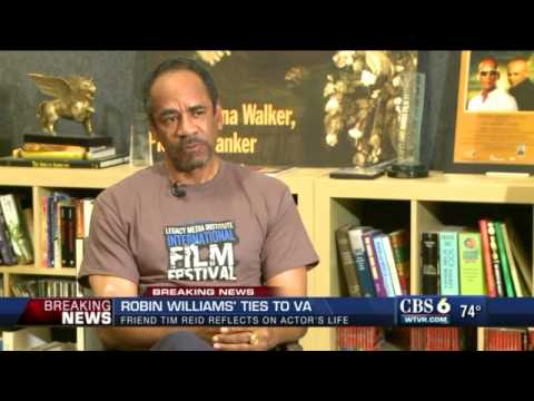 WATCH NOW: Tim Reid calls Robin William a trouble soul and a genius