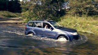 Subaru Forester. Тест-драйв