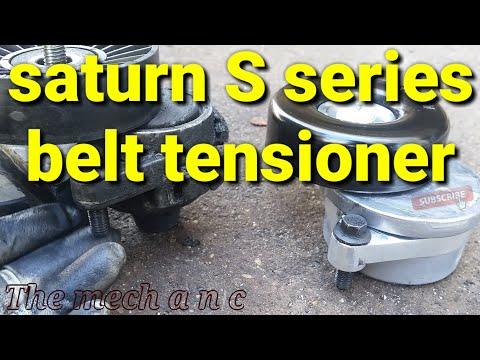 Saturn sl1 belt tensioner