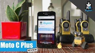 Moto C Plus Review
