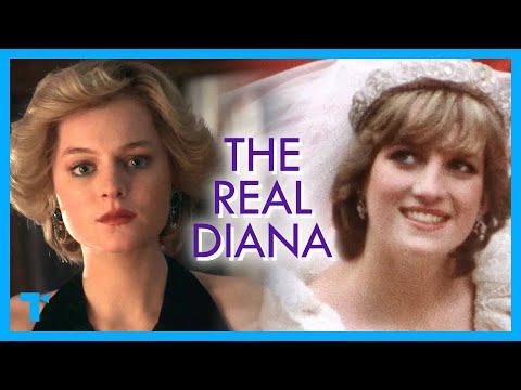 Princess Diana, According to The Crown