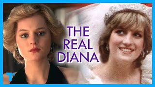 Princess Diana, According to The Crown