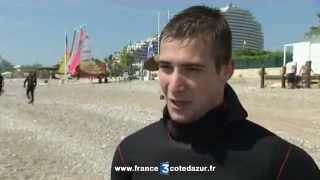 Antibes: formation secouristes-surveillants de plages par les pompiers
