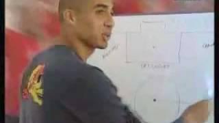 David Trezeguet - leçon tactique