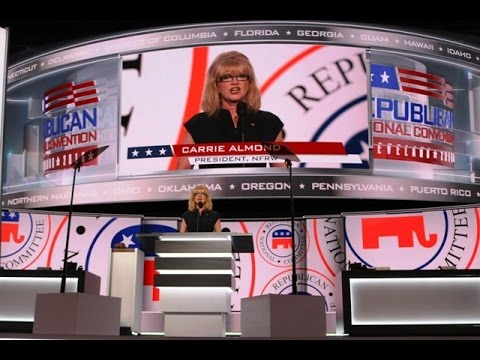 NFRW President at 2016 GOP Convention: