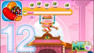 Candy Crush Saga: Gameplay Walkthrough Part 12 - LEVEL 40 - 42 COMPLETED (iOS, Android)