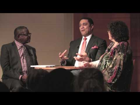 Creativity Conversation about expression and activism with renowned actor Harry Lennix