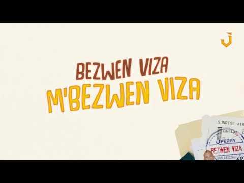 Bezwen Viza - JPerry Featuring Colmix (Official Lyrical Video)