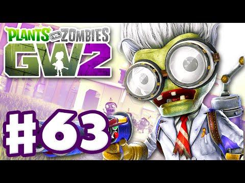 Plants vs. Zombies: Garden Warfare 2 - Gameplay Part 63 - Scientist! (PC)