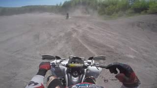 Video Dirt Bike VS Dirt Bike Close Call, & ATV Fail HD download MP3, 3GP, MP4, WEBM, AVI, FLV Desember 2017