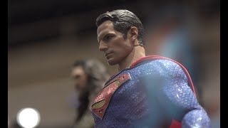 Justice League Collectibles Are Out of This World at Comic Con 2017 - IGN Access