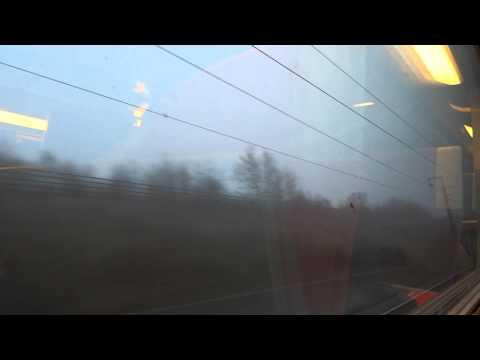 Départ de Paris Montparnasse en TGV - 01/01/2016