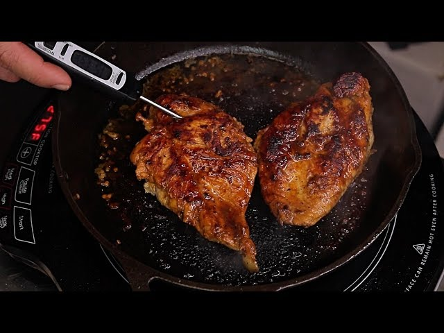 Cast Iron Asian Inspired Chicken Skillet Recipes Clean Eating Recipes Lodge Cast Iron
