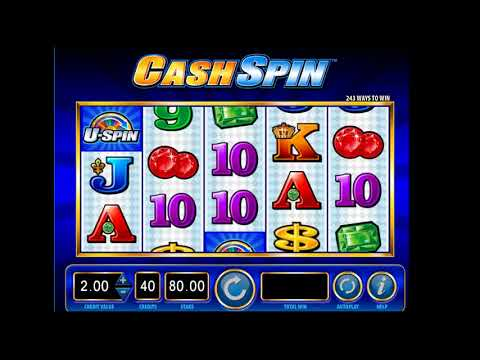 Cash Spin Online Slot - No Deposit Slots Bonus Offers - USA Online Casino Bonuses