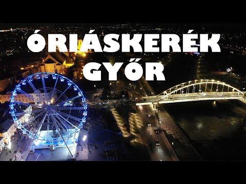 Óriáskerék - Győr 2018