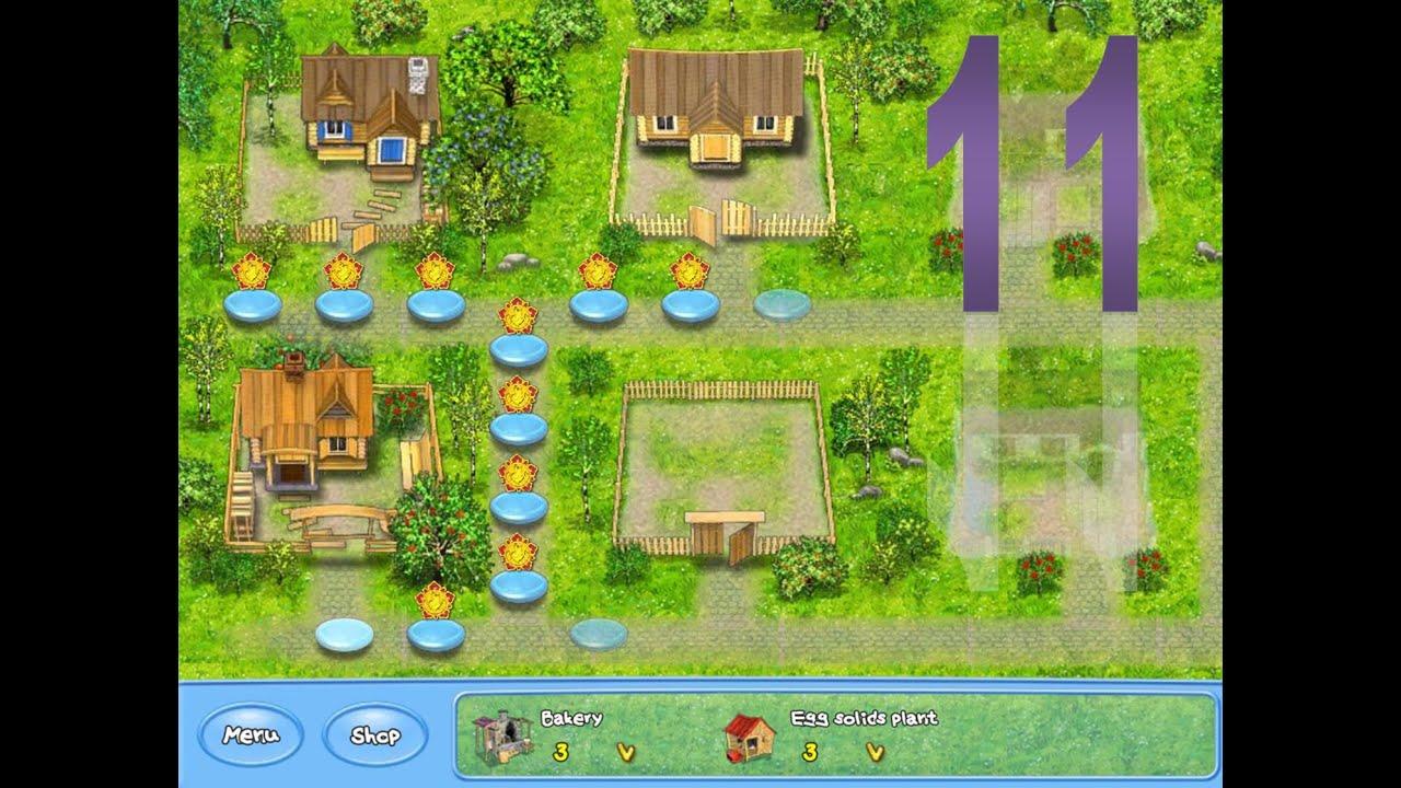 Farm Frenzy 1: Gold Playthrough Guide Level 11