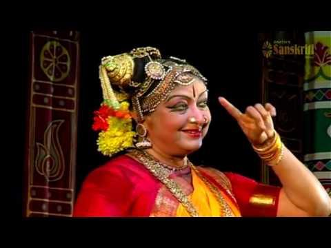 Bharatanatyam Live   Nritya Saptaham   Krishnaya Tubhyam Namaha   Dr. Padma Subrahmanyam