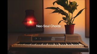 How To Play Neo Soul Chord Progressions