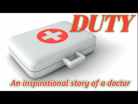 Motivational and heart melting inspirational story of a doctor