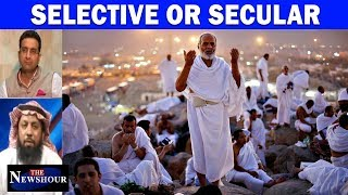 Haj Subsidy Crackdown - Selective Or Secular? - The Newshour Debate (13th October)