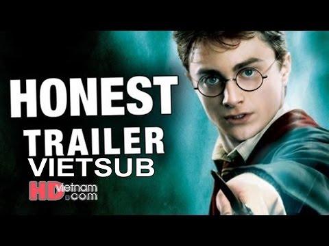 """Đánh giá """"dìm hàng"""" HARRY POTTER (Honest Trailers)"""