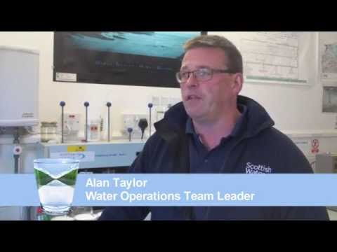 Scottish Water's Orkney workers