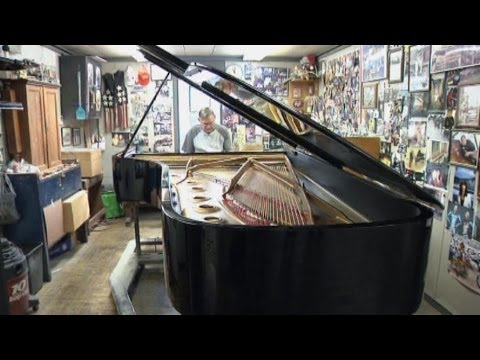 Baby Grand: The Monied Making of a $150K Steinway