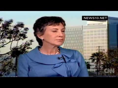 Carly Fiorina Making Fun of Senator Barbara Boxer's Style