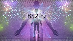 852 hz Love Frequency, Raise Your Energy Vibration, Deep Meditation, Healing Tones