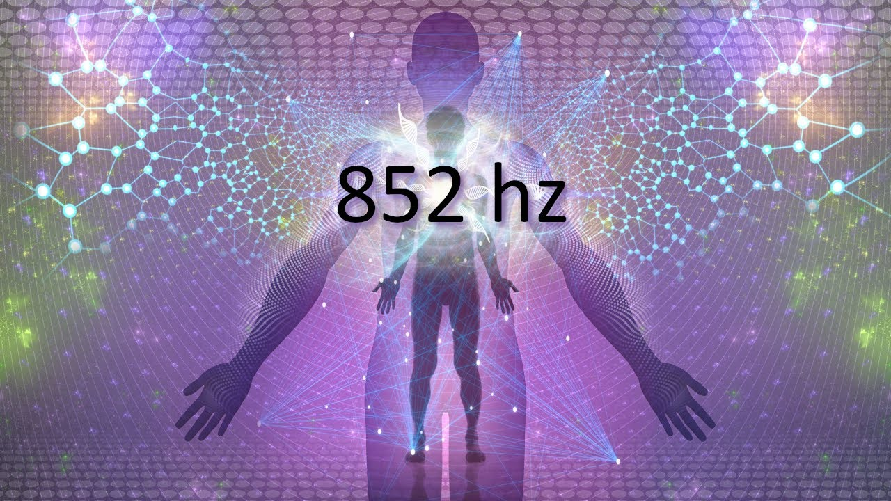 852 hz Love Frequency, Raise Your Energy Vibration, Deep Meditation, Healing Tones Meditacijai