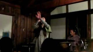 一二三 @月の庭 三重県亀山 春と縁奏めぐり② 2010.3.26