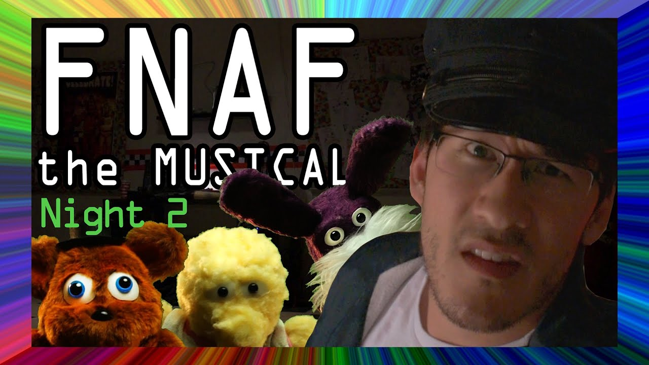 Five Nights At Freddy S The Musical Night 2 Youtube