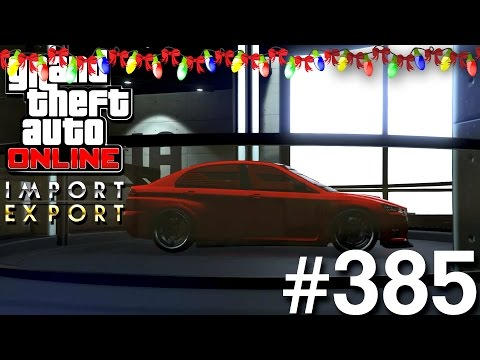 GTA5 Online | UPDATE Import /Export : Multe modificări | Episodul 385