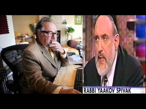 Michael Savage Debates Rabbi Yaakov Spivak on Orthodox Jews Protesting Israeli Draft - 3/12/14