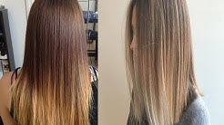 Ombre Ideas for Long Straight Hair