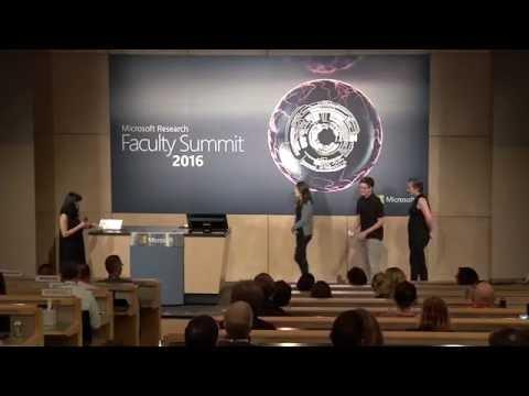 Microsoft Design Expo 2016: Carnegie Mellon University