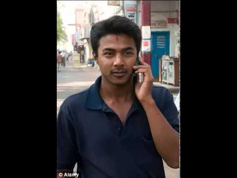 Gujarati Prank Call to Crazy Auntys SON