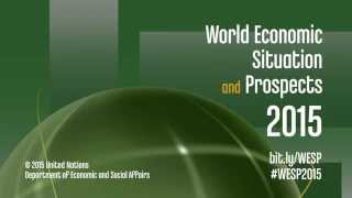 WESP 2015: Global economy to improve marginally