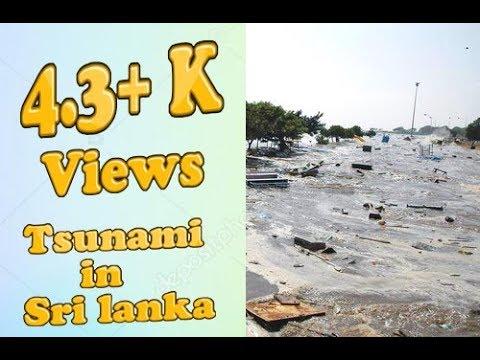 Tsunami 15/11/2017 in Eastern Province  in Sri Lanka