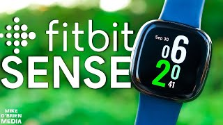 New Fitbit Sense Watch Review - WHAT YOU NEED TO KNOW