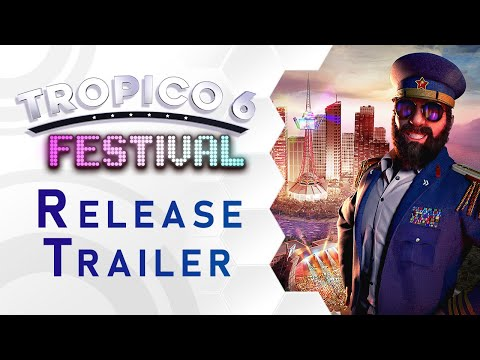 Дополнение Festival для Tropico 6 уже доступно на Xbox