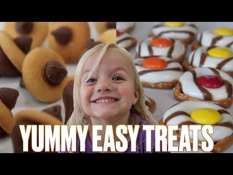EASY AND CUTE DIY FALL TREATS! SIMPLE AND YUMMY TREAT IDEAS FOR FALL