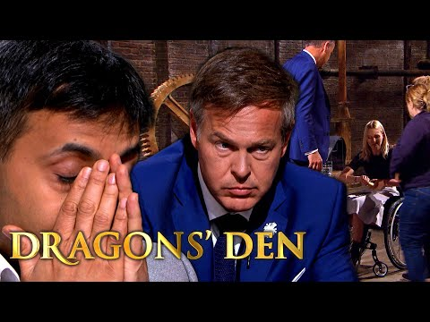 Peter's Interrogation Proves Too Much For Distinction Student   Dragons' Den