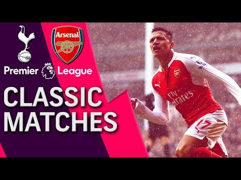 Tottenham V. Arsenal | PREMIER LEAGUE CLASSIC MATCH | 3/5/16 | NBC Sports
